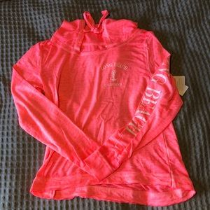 NWT Long Beach Hooded Long Sleeve